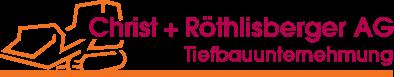 Christ + Röthlisberger AG | Tiefbauunternehmung